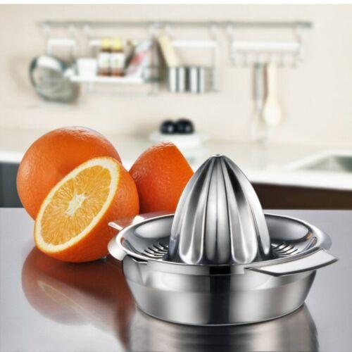 Exprimidor manual de frutas y limón portátil accesorios de cocina de acero