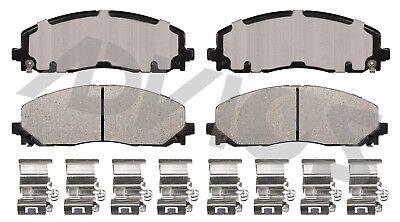 Disc Brake Pad Set-Ultra-Premium OE Replacement Front ADVICS AD0772