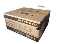 Marantz SR6011 AV-Receiver 9.2, HDR10, HDCP2.2, 4k (Schwarz) NEU Fachhandel