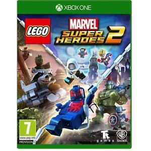 Lego Marvel Superheroes 2 Xbox One Kids Game New Sealed 1 X Ebay