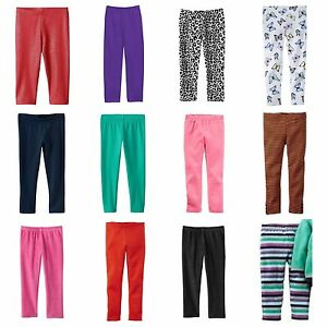 NWT-Carters-amp-Jumping-Beans-Infant-Girl-Leggings-Pants-BUY-3-GET-1-FREE-NB-24-Mo