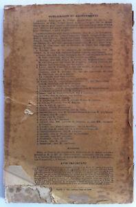 LA-VIE-DE-ST-MALO-STROGOFF-REVISTA-Historia-OESTE-VANNES-Bretana-1896