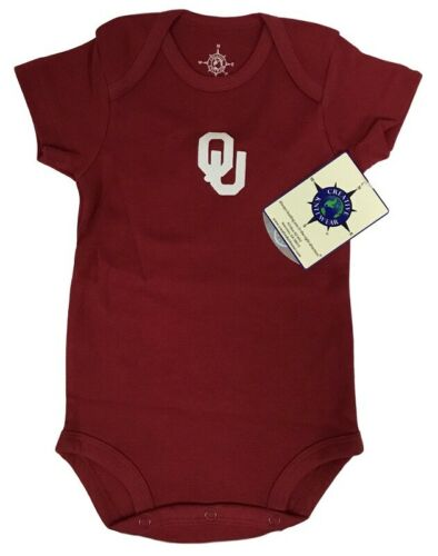 Creative Knitwear University of Oklahoma 312 0-3 Months