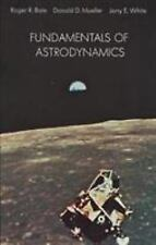 Dover Books on Aeronautical Engineering: Fundamentals of Astrodynamics by Frances A. Davis, Roger R. Bate, Jerry E. White and Donald D. Mueller (1971, Paperback, New Edition)