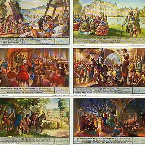 LIEBIG : S_1524 : 'Histoire de nos provinces Hainaut (l
