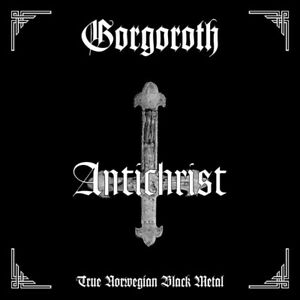 Gorgoroth-Antichrist-LP-Silver-Colored-Vinyl-Album-NEW-Black-Metal-Record