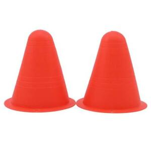10Pcs-Colorful-Skateboard-Marker-Cones-Soccer-Rugby-Speed-Training-Equipment-Q
