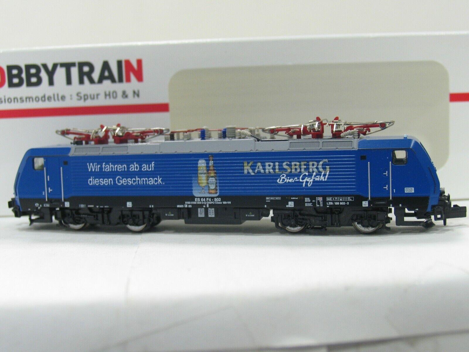 Hobbytrain h2918.1 e-Lok br 189 Karl montaña nh184