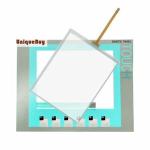 Touch-Digitizer-Glass-Membrane-Keypad-for-SIEMENS-KTP600-6AV6647-0AB11-3AX0