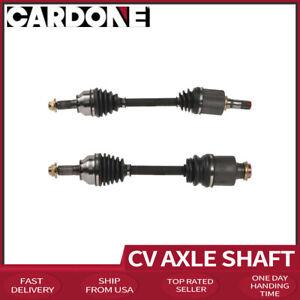 Front Left Axle Assembly For 2006-2012 Toyota RAV4 2008 2007 2011 2010 Cardone