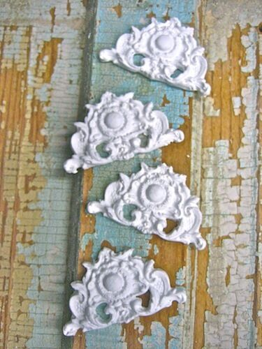 Shabby n Chic Furniture Appliques Victorian Lattice Hardware