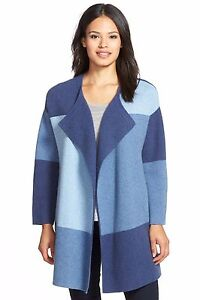 S Collection Nordstrom Colorblock New Jacket Uld Sweater m Cashmere 598 07v5Pxn