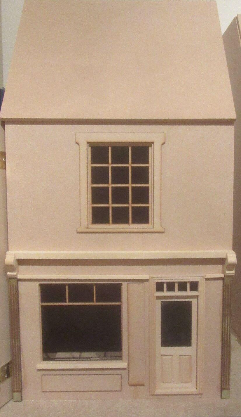 1/12 scala casa delle bambole negozio quainton No2 12DHD022