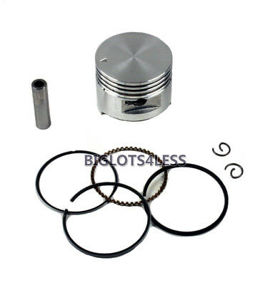 Rings Honda GX120 Piston Gudgeon Pin /& Clips Set 13101-ZH7-010