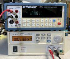 Bk Precision 5491a Autoranging Digital Dmm Multimeter Partially Working
