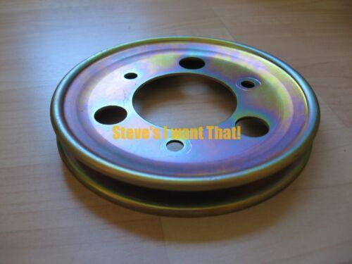 """Water Pump Pulley V-Belt 120mm x 48mm x 10mm 4-3//4/"""" x 1-7//8/"""" x 3//8/"""" #M246L"""