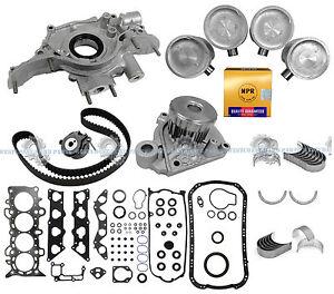NEW 01-05 Honda Civic DX LX 1.7L D17A1 Non-VTec SOHC Complete Engine