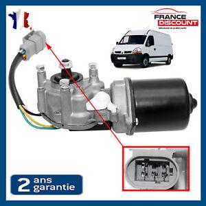 Partsline Moteur Électrique d'Essuie Glace Avant pour Renault Master 2