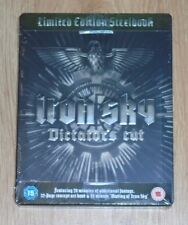 Iron Sky  (blu-ray) Steelbook. NEW and SEALED (UK release)