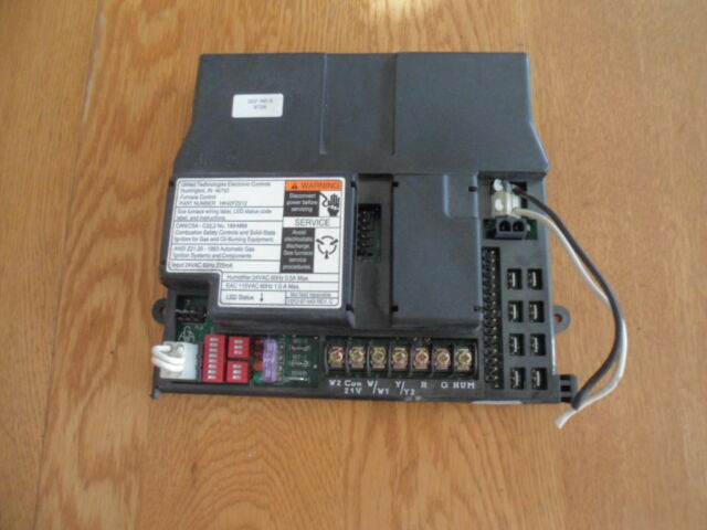 Bryant Carrier Furnace 2 Stage Control Circuit Board