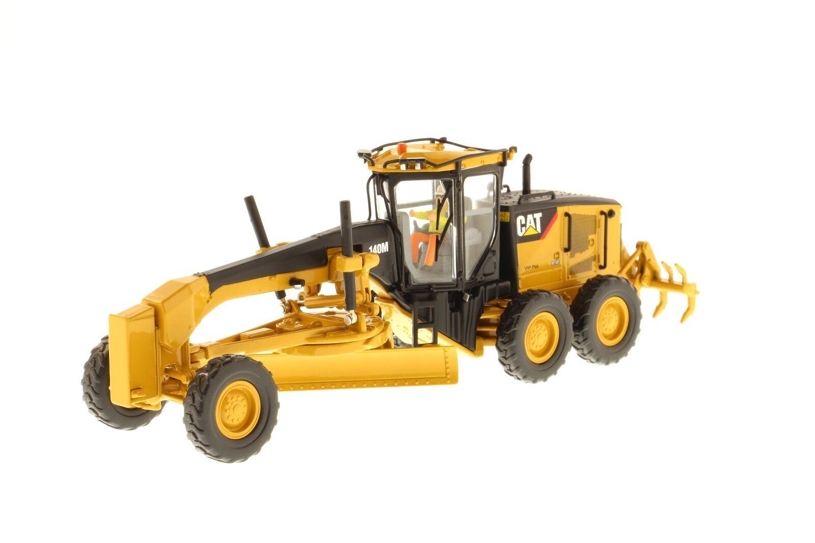 Caterpillar® 1 50 scale Cat 140M Motor Grader -  Diecast Masters 85236  haute qualité et expédition rapide