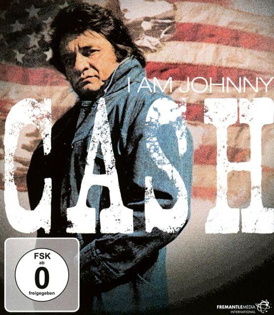 Blu-ray * I AM JOHNNY CASH  # NEU OVP &