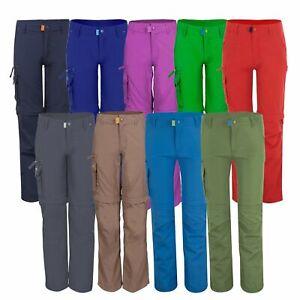 Trollkids Quick Dry Zip Off Hose Oppland Slim Fit Atmungsaktiv Kinder Shorts Ebay