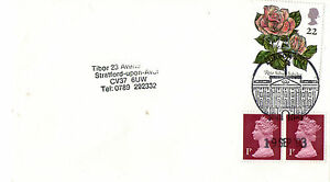 19-SEPTEMBER-1993-ROSES-COVER-BUCKINGHAM-PALACE-LONDON-SW1-SHS