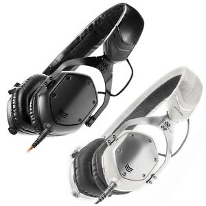 V-MODA-XS-DJ-STUDIO-GAMING-metal-CASQUE-PLIABLE-inclus-ETUI-RIGIDE