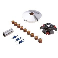 150cc HIGH PERFORMANCE VARIATOR SET W//14gm ROLLERS FOR SCOOTERS WITH GY6 MOTORS