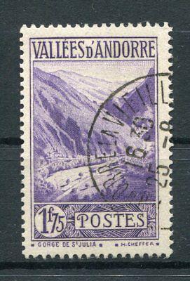 Energisch F Andorra 42 Sauber Gestempelt ...........................................2/366 Bereitstellung Von Annehmlichkeiten FüR Die Menschen; Das Leben FüR Die BevöLkerung Einfacher Machen Briefmarken Europa
