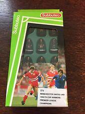SQUADRA SUBBUTEO LW-Ref. 771 Manchester United 2nd (1994 FA Cup & Prem Champs)