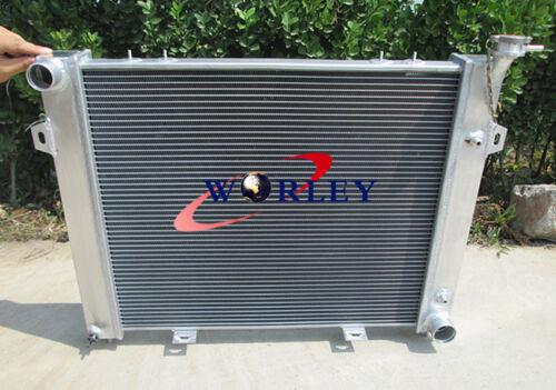 FOR Jeep Grand Cherokee /&WAGONEER 5.2L 5.9L V8 1993-1997 Aluminum Radiator /& FAN
