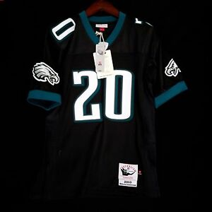 best website ff954 687f0 100% Authentic Brian Dawkins Eagles Mitchell Ness NFL Jersey ...