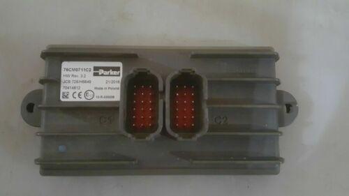 SEMI-CUSTOM 76CM0711C2//JCB 728//H6649 Parker CM0711 CONTROLLER MODULE