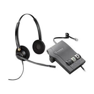 Plantronics-HW520-Encorepro-Binaural-M22-43596-65-Amplificador-Nuevo-en-Caja