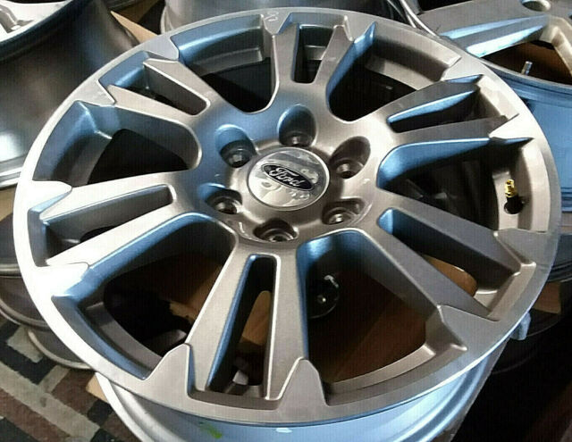 Ford F150 Factory Rims For Sale >> Ford F150 Expedition 18 Factory Original Oem 6 Lug Alloy Wheels