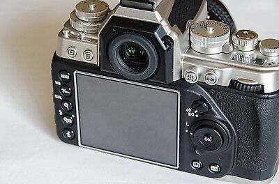 ACMAXX 3.2 HARD Film LCD Screen ARMOR PROTECTOR for Nikon D5 DSLR Camera