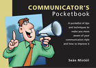The Communicator's Pocketbook by Sean Misteil (Paperback, 1997)