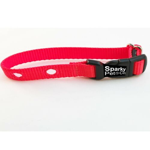 11 Colors To Choose From PETSAFE Compatible 3//4 inch Replacement Collar Strap
