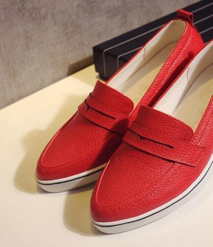 New Fashion Womens Flats Escarpins Chaussures Casual Sports Baskets Conduite Mocassins Taille