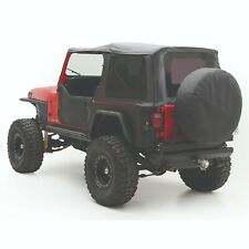 Smittybilt 9870215 In Stock Replacement Soft Top Fits 87 95 Jeep Wrangler Yj Fits 1994 Jeep Wrangler