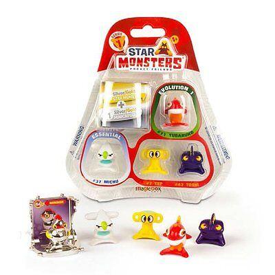 Magic Box Star Monsters Blister Pack (Multi Colour) BRAND NEW FREE P&P | eBay
