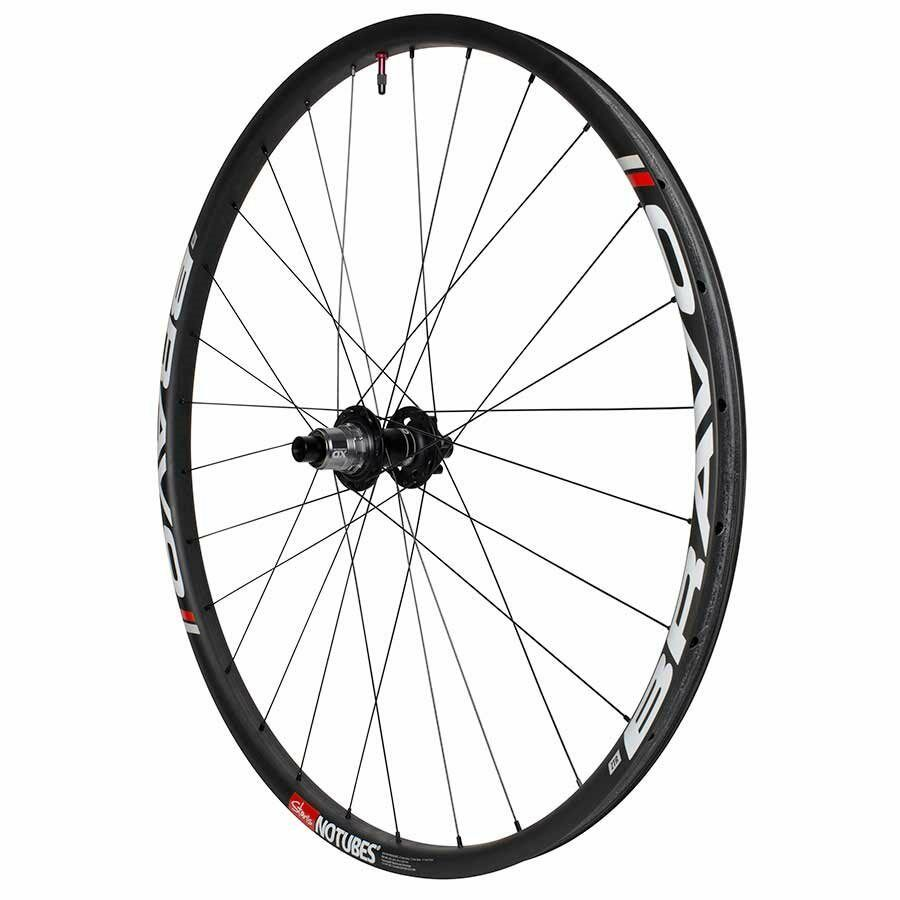 New Stan's No Tubes Bravo Pro V2 Rear Wheel  29'' Tubeless Ready 12mm TA Disc  official quality