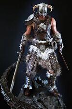 Gaming Heads Skyrim Elder Scrolls V Dovahkiin the Dragonborn Statue LAST ONE!!!!