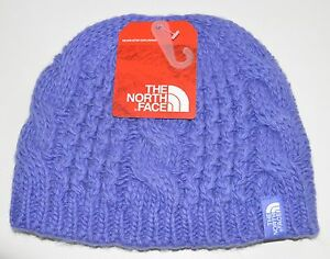 9b7ecdd4dbf8a the north face youth girls starry purple cable minna beanie small ...