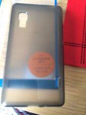 LG Optimus L5 11 soft gel cover by Sonivo, transparent cover/Bumper case