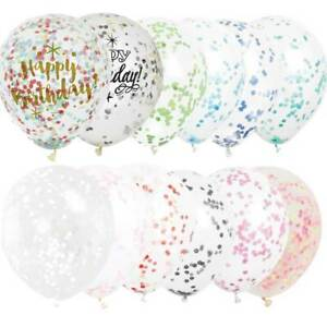 6PK-12IN-12-039-039-Clear-Confetti-Filled-Balloons-Birthday-Party-Wedding-Decorations