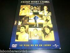 FRIDAY NIGHT LIGHTS - TEMPORADA 1 - DVD NUEVO - SERIE TV - EN CASTELLANO