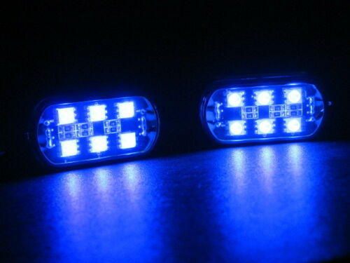 YAMAHA MOTORCYCLES   4 LED PODS WITH SINGLE CHANNEL 4 KEY CONTROLLER WITH REMOTE